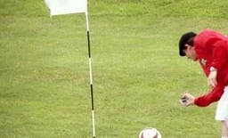 Foot Golf on Trans World Sport