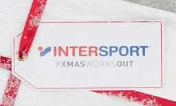 Intersport Christmas Works Out