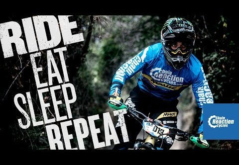 Ride. Eat. Sleep. Repeat