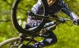 Kriss Kyle - The Scottish Wildcat - Mountain Bike