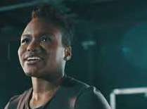 Nicola Adams takes on STRONG by Zumba challenge with Global Master Trainer, Ai Lee Syarief
