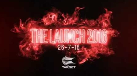 THE LAUNCH 2016 Get ready for the worlds best in darts equipment & accessories by Target Darts.