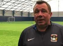 Richard Stevens, Coventry City FC Academy Manager Facility Interview