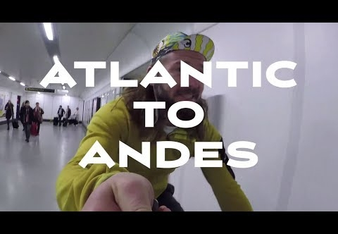 Cycling South America: a 28 day, 3700km Atlantic to Andes Cycle