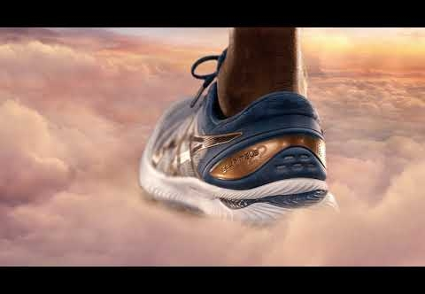 Introducing ASICS GEL-NIMBUS 22