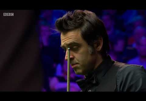 Ronnie O'Sullivan 'Whammo' 111 Break vs Stephen Maguire - 2017 UK Championship SF