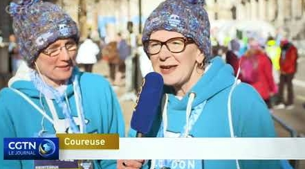 2019 Cancer Research UK London Winter Run