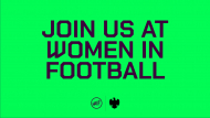 Women in Football - Join Us
