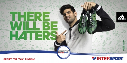 online store picked up discount INTERSPORT have launched their exclusive 'Solar Green ...