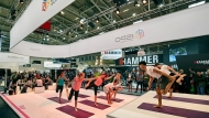All manner of trends on show at ISPO Munich