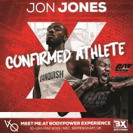 Undisputed UFC Champion confirmed for The BodyPower Experience