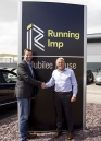 Launch of The National Running Conference in partnership with Running Imp