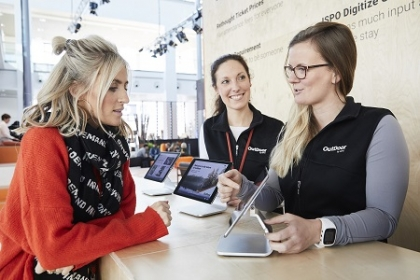 OutDoor by ISPO focuses on retailers