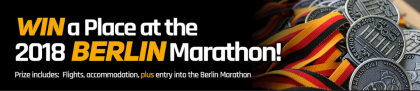Berlin Marathon Prize awaits lucky runner at the Scottish Cycling, Running and Outdoor Pursuits