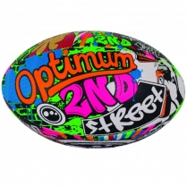 Optimum Street II Rugby Ball