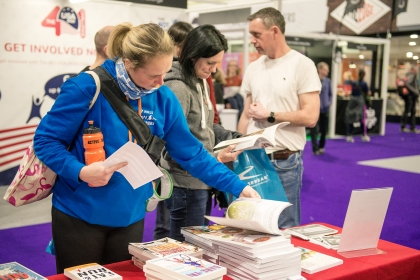Latest exhibitors announced for The National Running Show Birmingham