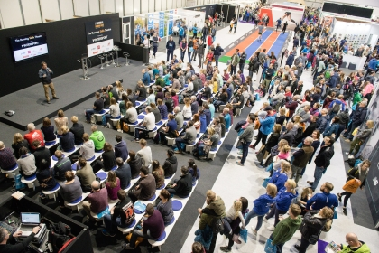 Intersport confirmed as Sports Retail Partner for The National Running Show