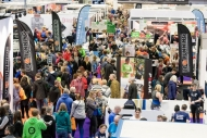 Up & Running returns as Retail Partner for The National Running Show 2020