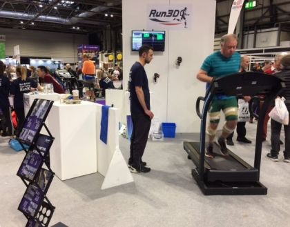 Feature areas at The National Running Show 2019 unveiled