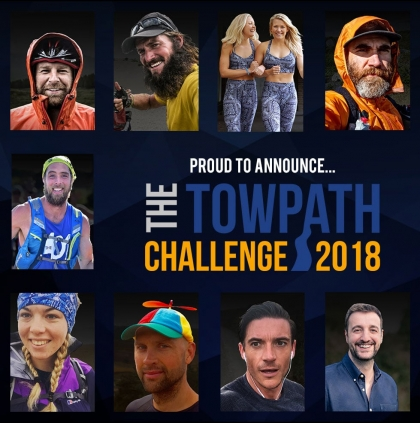 The Towpath Challenge: Endurance athletes run from London  to The National Running Show in January