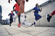 adidas present in Intersport Zone at The National Running Show for the first time