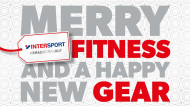 #XMASWORKSOUT  Introducing the Intersport Christmas 2017 campaign.