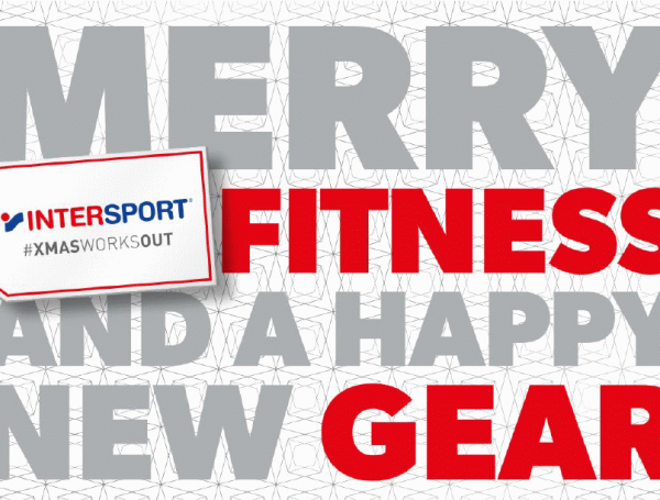 XMASWORKSOUT Introducing the Intersport Christmas 2017