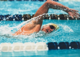 Swimming is the number one sport  in the UK among under-18s and adults