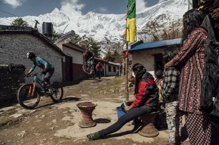 Red Bull TV presenter Rob Warner talks up new, epic series filmed across six countries
