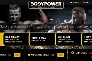 Exciting Features You Can't Miss at BodyPower Expo 2017