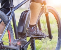 On your e-bike: 14 per cent of UK cyclists intend to buy an e-bike in the next year