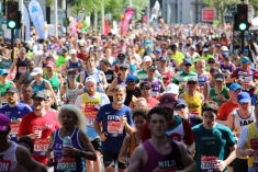 Five tips for running the Virgin Money London Marathon