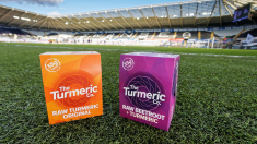The Turmeric Co. plants roots at clubs across the UK with elite athletes and professional clubs