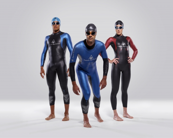 Aqua Sphere Presents 2016 Triathlon Wet Suit Range