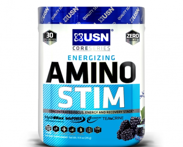 What is the USN Amino Stim?
