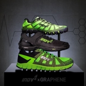 inov-8 unveil world's first-ever graphene sports shoes