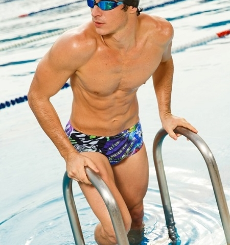 New training swimwear from MP