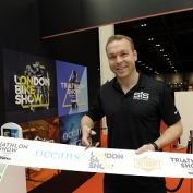 Sir Chris Hoy to open the London Bike Show