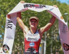 Ironman athlete Emma Pallant about her life and career