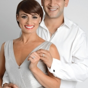 A change of step into the fitness industry for Flavia Cacace-Mistry and Jimi Mistry