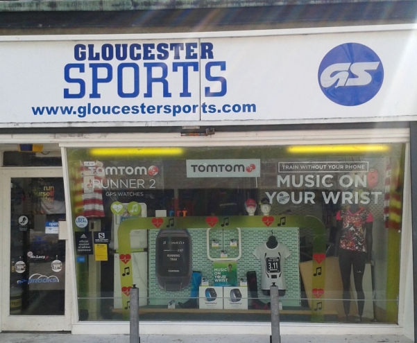 How a focus on running has paid off for Steve Millward of Gloucester Sports