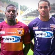 Huddersfield Giants and Kooga announce three-year kit deal extension