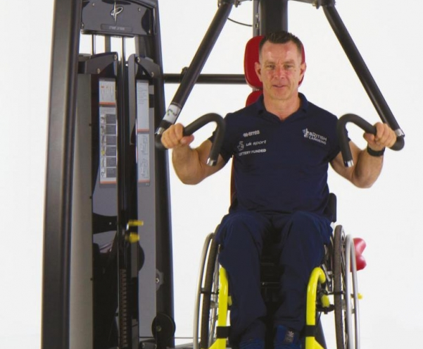 GB Paralympian Ian Marsden talks about battling adversity and aiming for gold