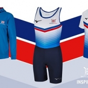 New 'Inspired By' clothing collection launched by British Rowing and Mizuno