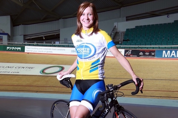 My Sporting Life  We caught up with Joanna Rowsell Shand before she headed  for Rio becc92f00