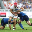 England rugby international James Haskell talks about his life and career