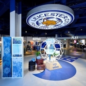 Leicester City FC delights supporters with new top-flight Fan Club Shop