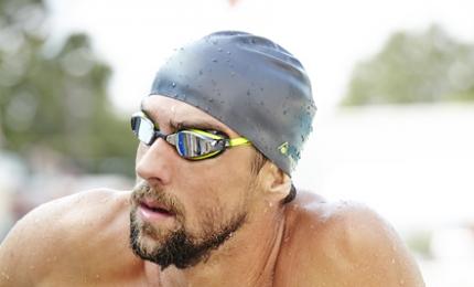 Martin Newton on Aqua Sphere and partnering with Michael Phelps - MichaelPhelps_430_260_c1