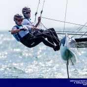 Performance clothing brand, Musto joins forces with international federation, World Sailing, in mult