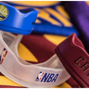Shock Doctor launches NBA and team branded mouthguards